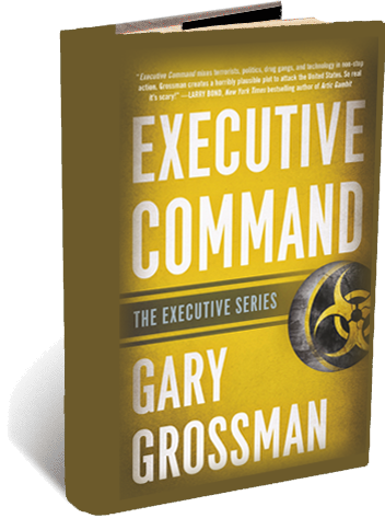 Executive Command by Gary Grossman